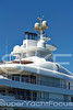 Superyacht detail