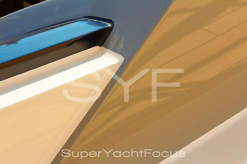 Yacht detail, abstract