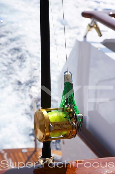 Fishing reel & lure