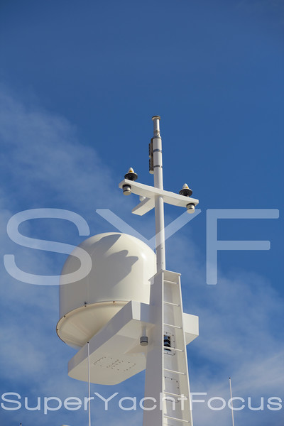 Radar,Satellite domes