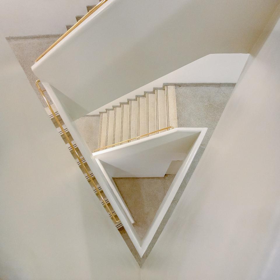 Guggenheim Stairs 2016