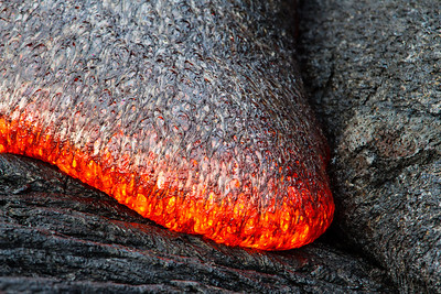 Kilauea Lava Flow, Big Island - Hawai'i, USA