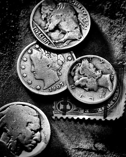 Antique Coins