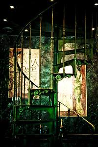 77 Paris staircase