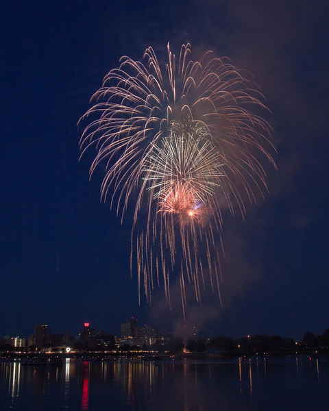 Fireworks Sequence