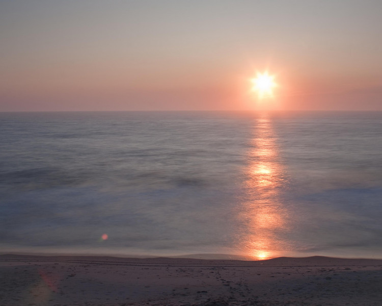 Silky Smooth Sunrise