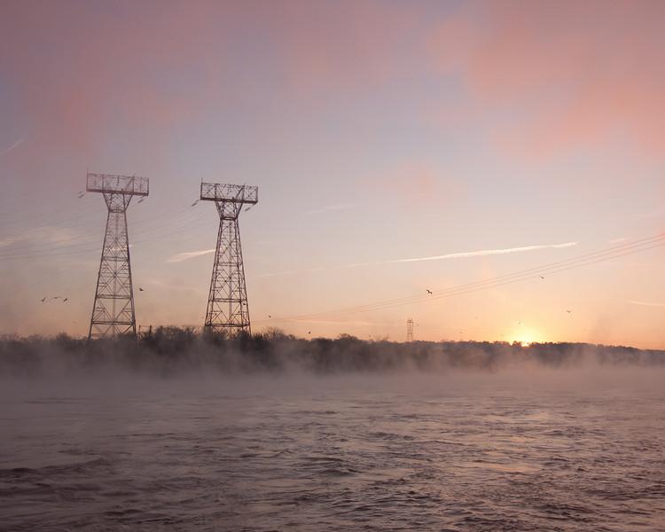 Conowingo Dam at Morning