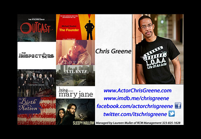 www.detourentertainmentproductions.com - Chris - 2016 Promo