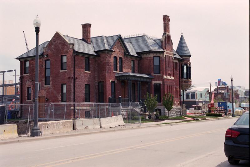 Ransom Gillis House back