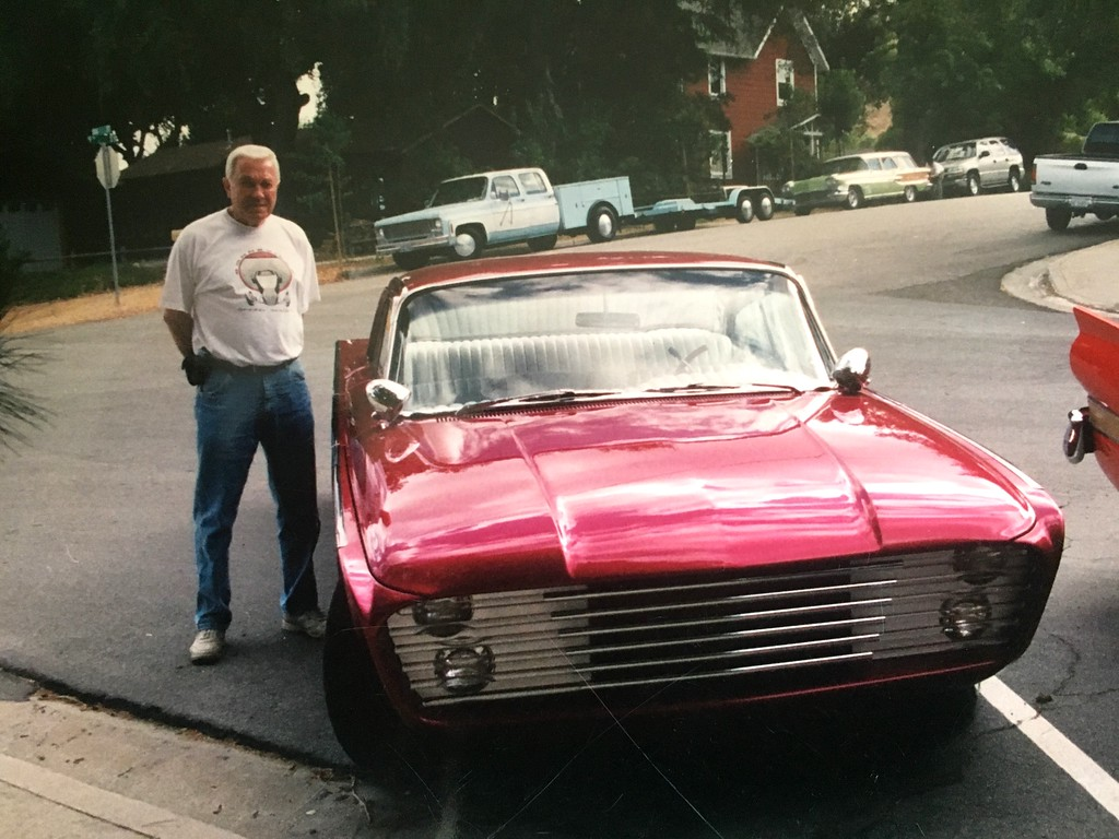 . Bill Whetstone of Fair Haven and owner of Adonis, a 1960 Ford Starliner will be among the honorees inducted into this year\'s Autorama Circle of Champions.