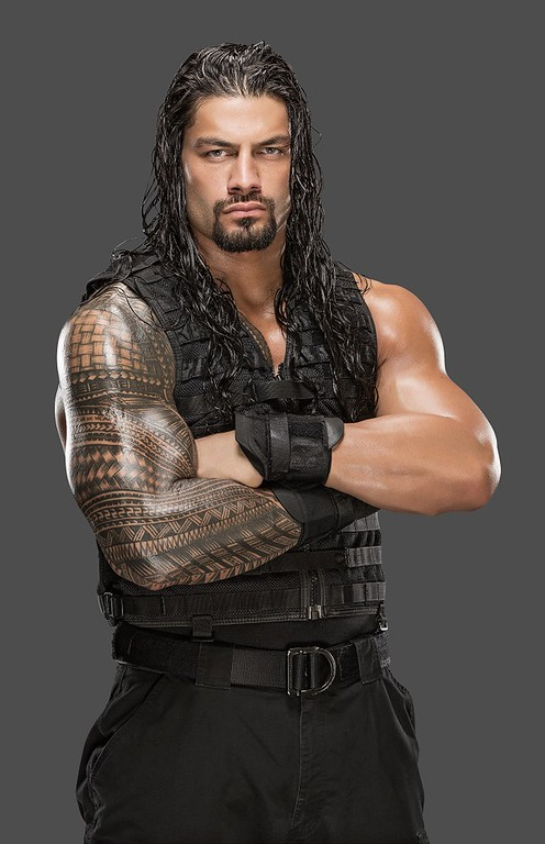 . WWE wrestler Roman Reigns will be among the celebrities attending the 2018 Detroit Autorama at Cobo Center, March 2-4.
