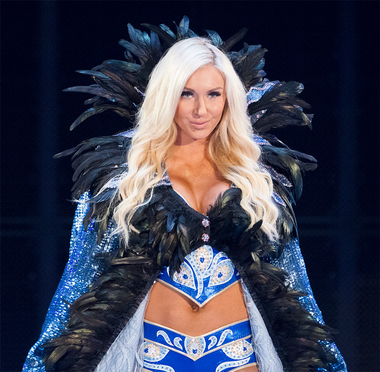 . WWE Wrestler Charlotte Flair is among the celebrities attending this year\'s Detroit Autorama at Cobo Center, March 2-4.