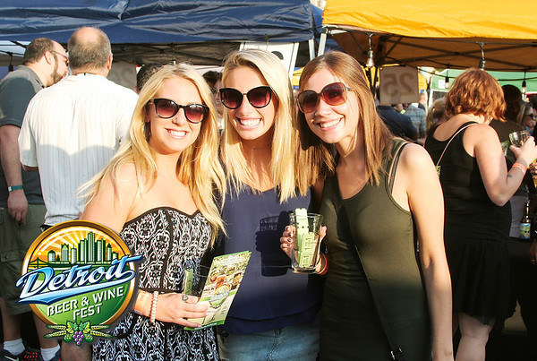 Detroit Beer & Wine Fest 2018