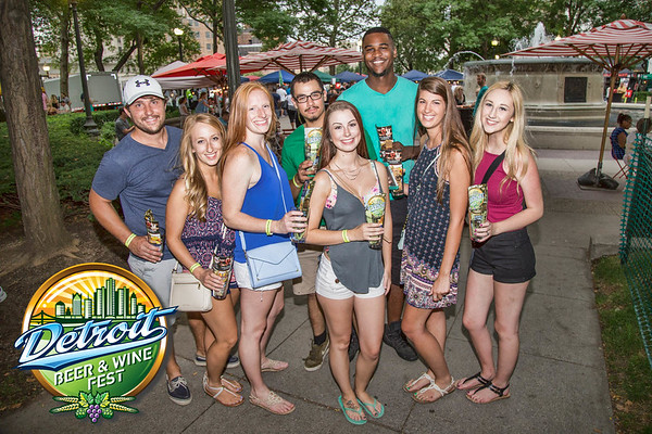 Detroit Beer & Wine Fest 2016