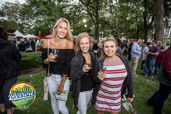 Detroit Beer & Wine Fest 2017