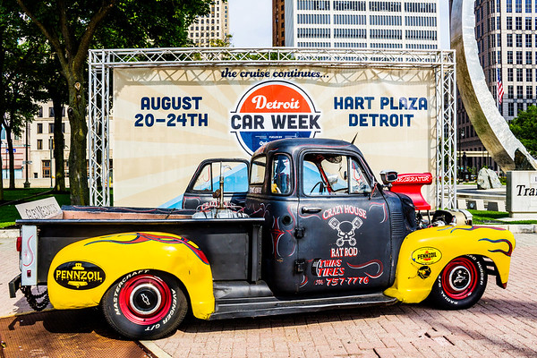 Detroit Car Week 2017 - Car Show Gallery