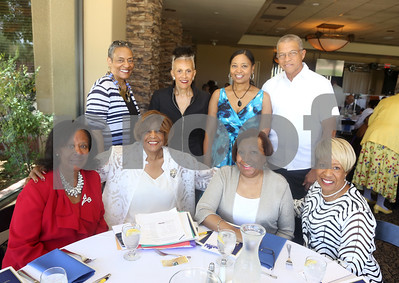 Detroit Connection, Inc.  18th Annual Scholarship Awards Luncheon 6-18-16