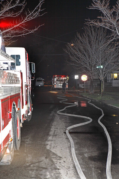 Detroit Box Alarm 2 Dwellings
