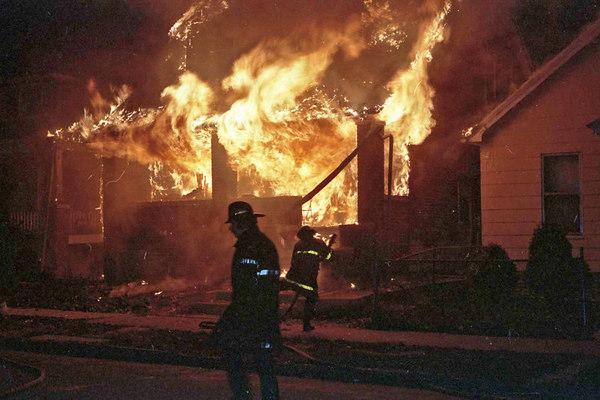 Detroit Devil's Night 1980s