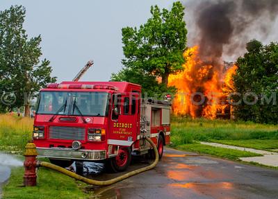 Box Alarm - 539 W Brentwood St - 7/5/15