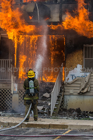 2nd Alarm - Selden St at Miracles Blvd - 7/1/16