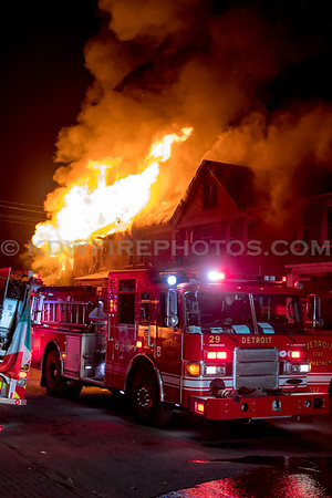 Box Alarm - 6418 Regular St at Crawford St - 7/5/16