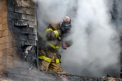 Detroit Fire action March 2015