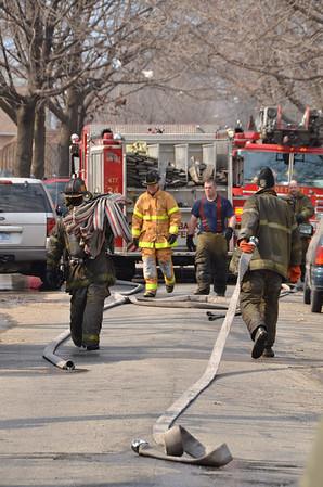 Detroit MI, 4846 Tarnow, Still Alarm