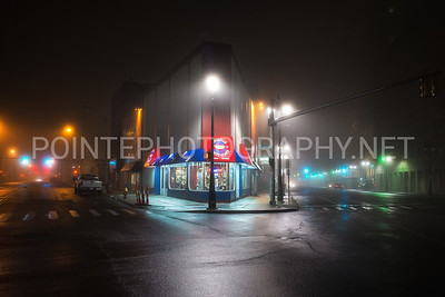 Coney in the Fog