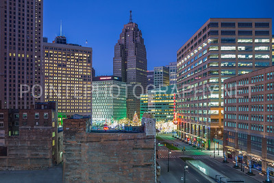 Greektown  Garage view