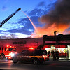 Detroit Commercial Building Fire (2nd Alarm)/W. Fort & Cavalry/8-21-09/9:30 PM/E27, 33, 29, 10, 34, 8, 5, 42, L22, 13, 6, 20, Squads 4 and 2, Chiefs 7 and 5, Senior Chief, EMS, Haz-Mat 1