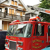 Detroit Dwelling Fire/Michigan & Tarnow/8-21-09/5:45 PM/E34, 42, 27, L22, Squad 4, Chief 7.