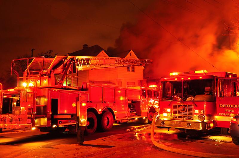 Dwelling Fire/Palmer & McDougall