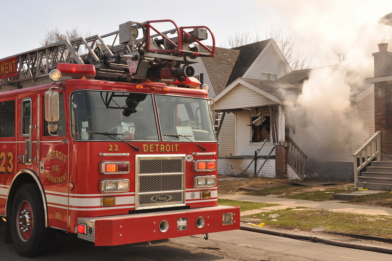Dwelling Fire-Findlay & Dresden