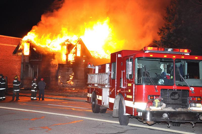 Dwelling Fire-Kercheval & Meldrum