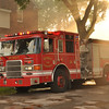 Detroit Eng. 34 @ a box alarm at Annapolis & Oakman
