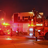 Detroit Commercial Building-5/28/10-11:40 PM-Gratiot & Holcomb-E46, 41, 23, 50, Ladder 19, Sqd. 3, Chief 9