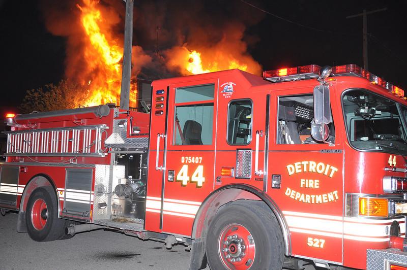Dwelling Fire-5/27/10-Tyler & Linwood