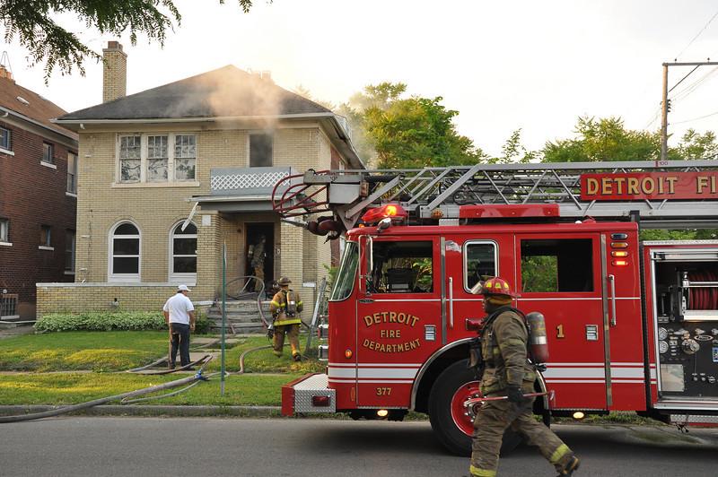 Dwelling Fire-5/28/10-Hazelwood & Linwood