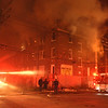 Apartment Building Fire-10/29/10-10:25 PM-Mullane & W. Vernor-Engs. 33, 27, 29, L13, 8, Sqd. 4, Chief 7.