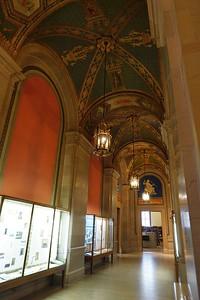 Hallway of third floor