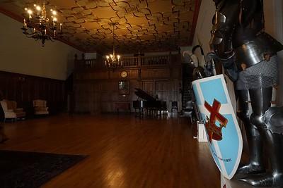 Commandery hall