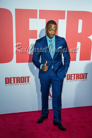 """Detroit"" Movie World Premiere - Arrivals"