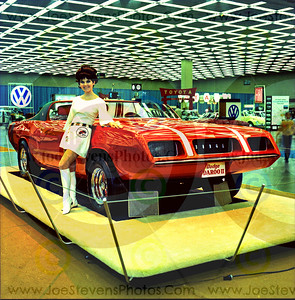 Detroit North American International Auto Show Photo's from the 1960's & 70's