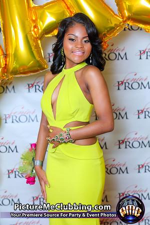 Prom For Jazmine 5-25-17 Thursday