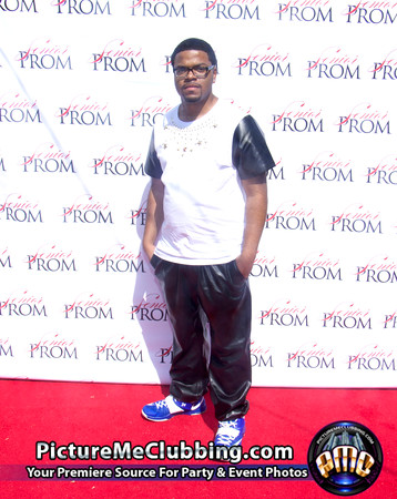 Prom For Jeffery Golden 6-2-15 Tuesday