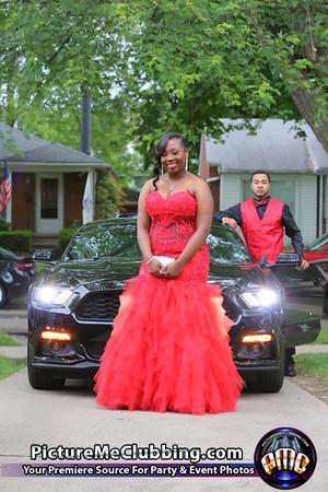 Prom Shoot for Jaylah