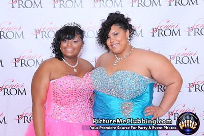 Prom for Teonia & Bryana 5-1-15 Friday