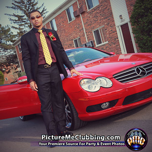 Prom Shoot for Ricky Watson