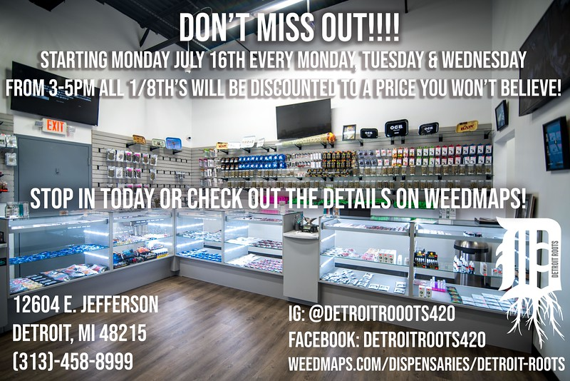 Detroit Roots Flyer 2